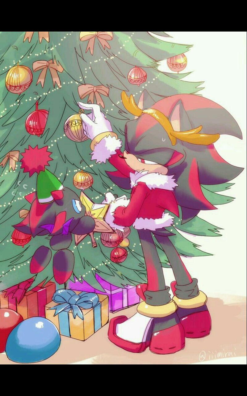 Shadow The Hedgehog x Reader One-Shots - Christmas special