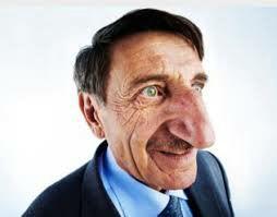 Längste Nase Der Welt