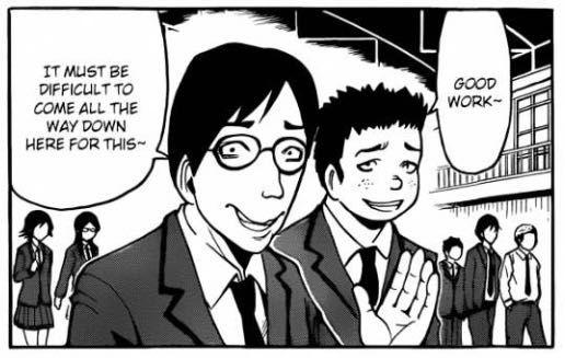 Assassination Classroom Gakushu X Reader – Best Quotes