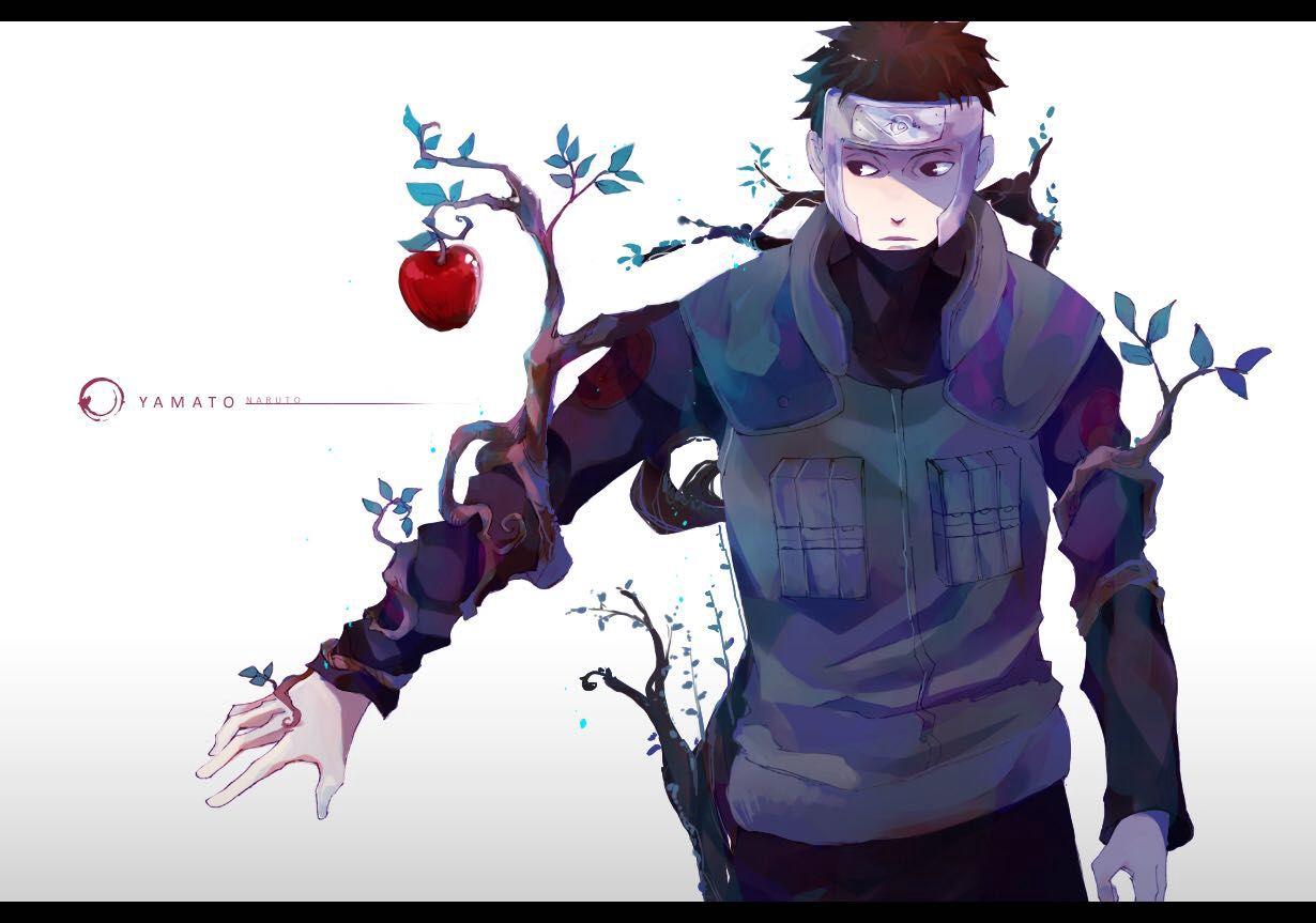 Naruto Mokuton Fanfiction - 0425