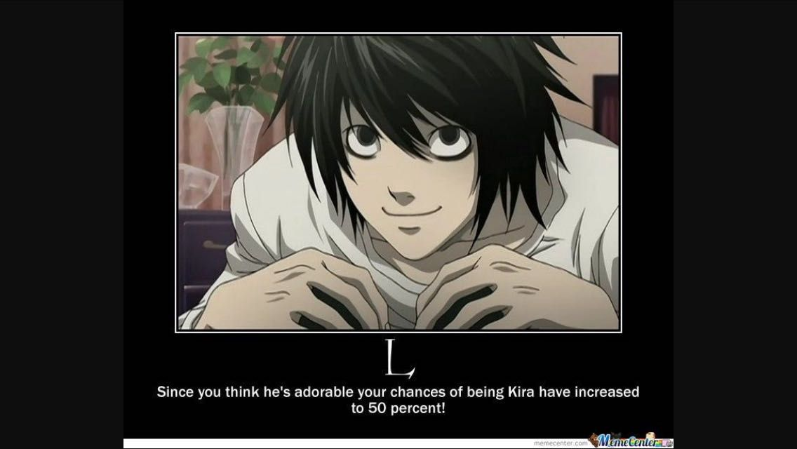 death note memes  - we u0026 39 re all kira