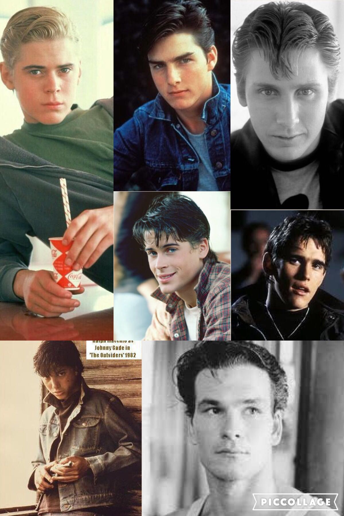 The Outsiders Preferences - He asks you out - Wattpad