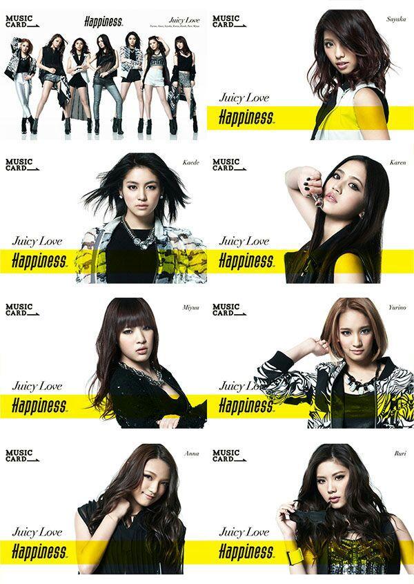 Avex S Girls E Girls Happiness Wattpad