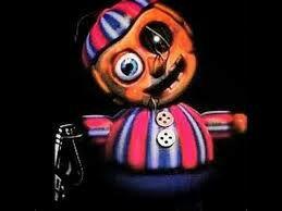 Gli Animatronics Fnaf Bb Ballon Boy Wattpad