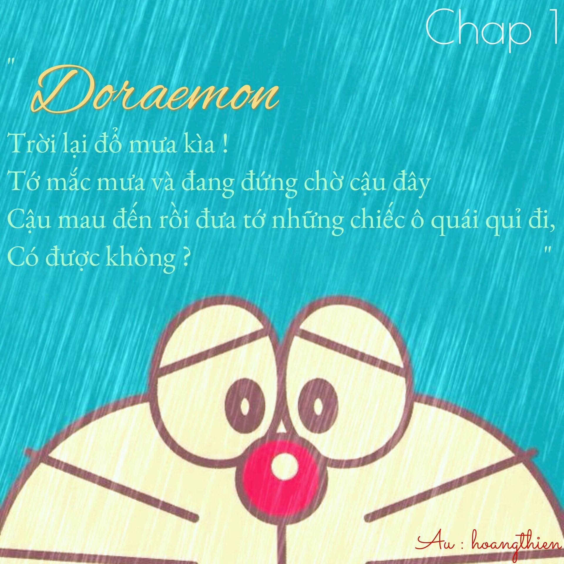 [ Fan Fiction ] Nỗi Buồn Của Doraemon