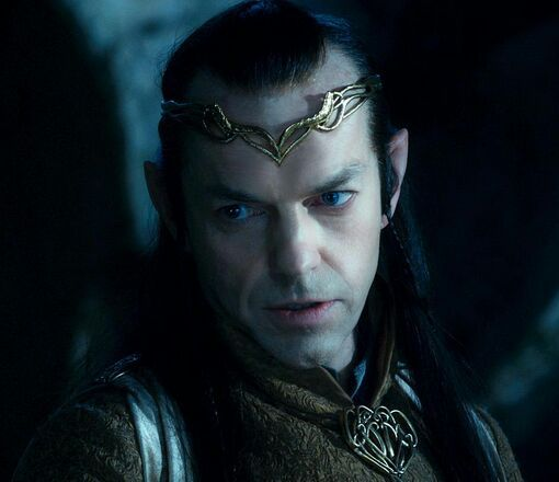 LotR & The Hobbit X Reader - Elrond x Reader: Beautiful Girl