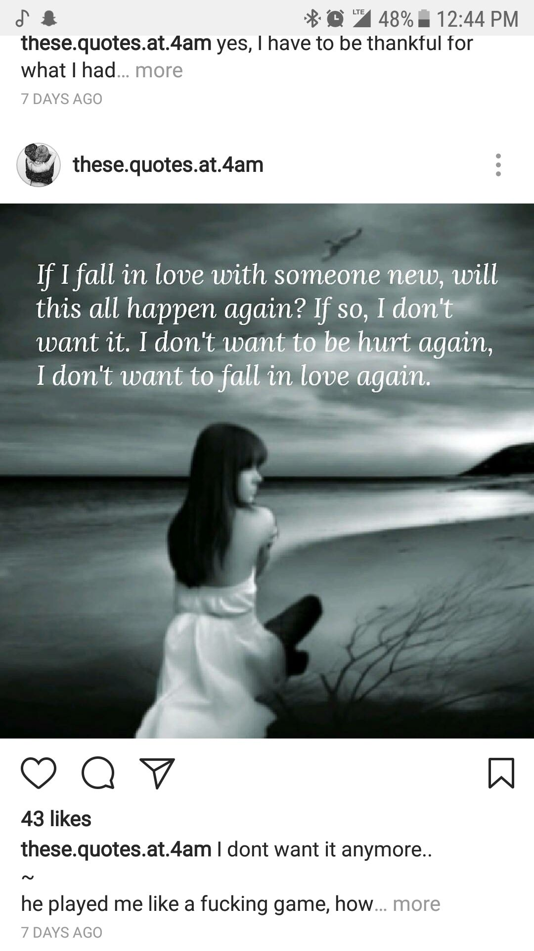 Feelings I Dont Want To Be Hurt Wattpad