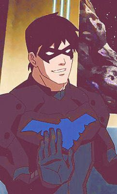 Young Justice Nightwing And Zatanna Fanfiction