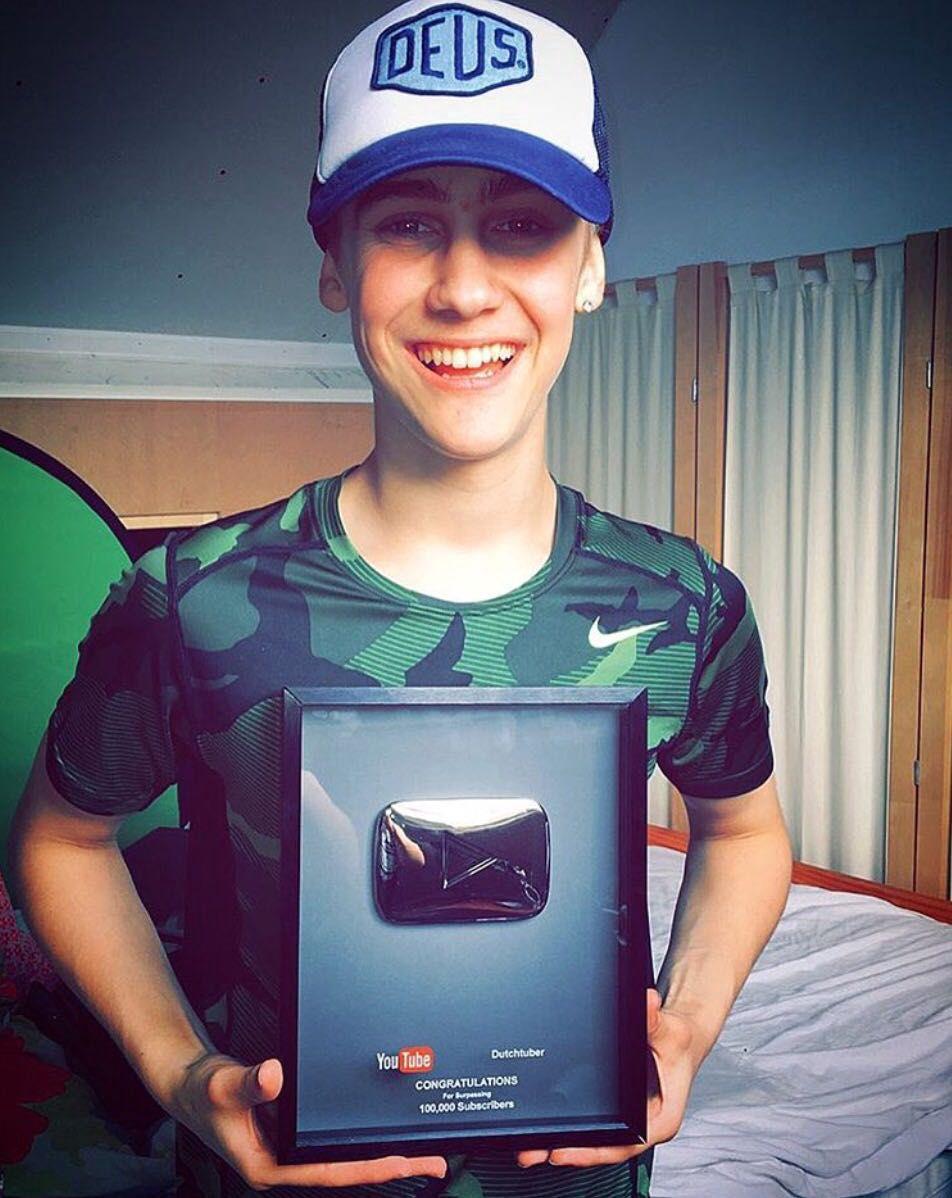 Youtube International Comeback Soon Job Van Grafhorst