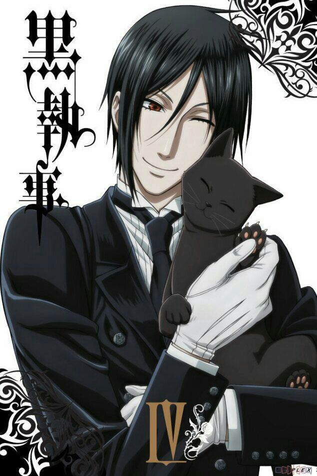 Anime Characters Male Reader : Anime character seme male reader uke sebastian dog