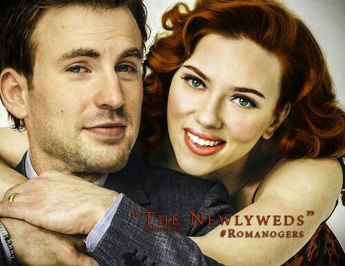 El Poderoso Amor Romanogers - Natasha avisa a Steve que es