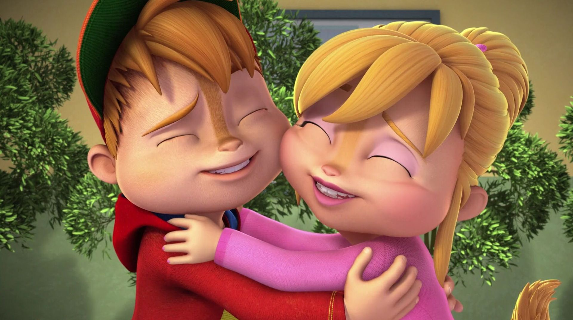 Alvinnn And The Chipmunks Brittany And Alvin falling for you - chapter 4: dave finds out - wattpad