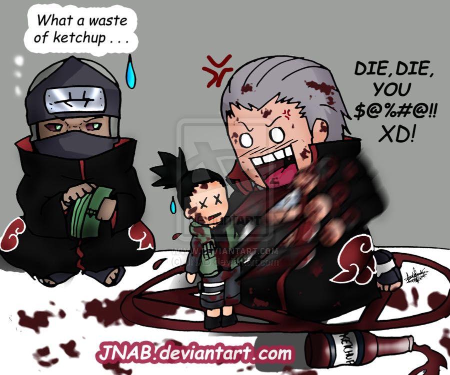Funny Naruto Memes Completed Hidan Wattpad