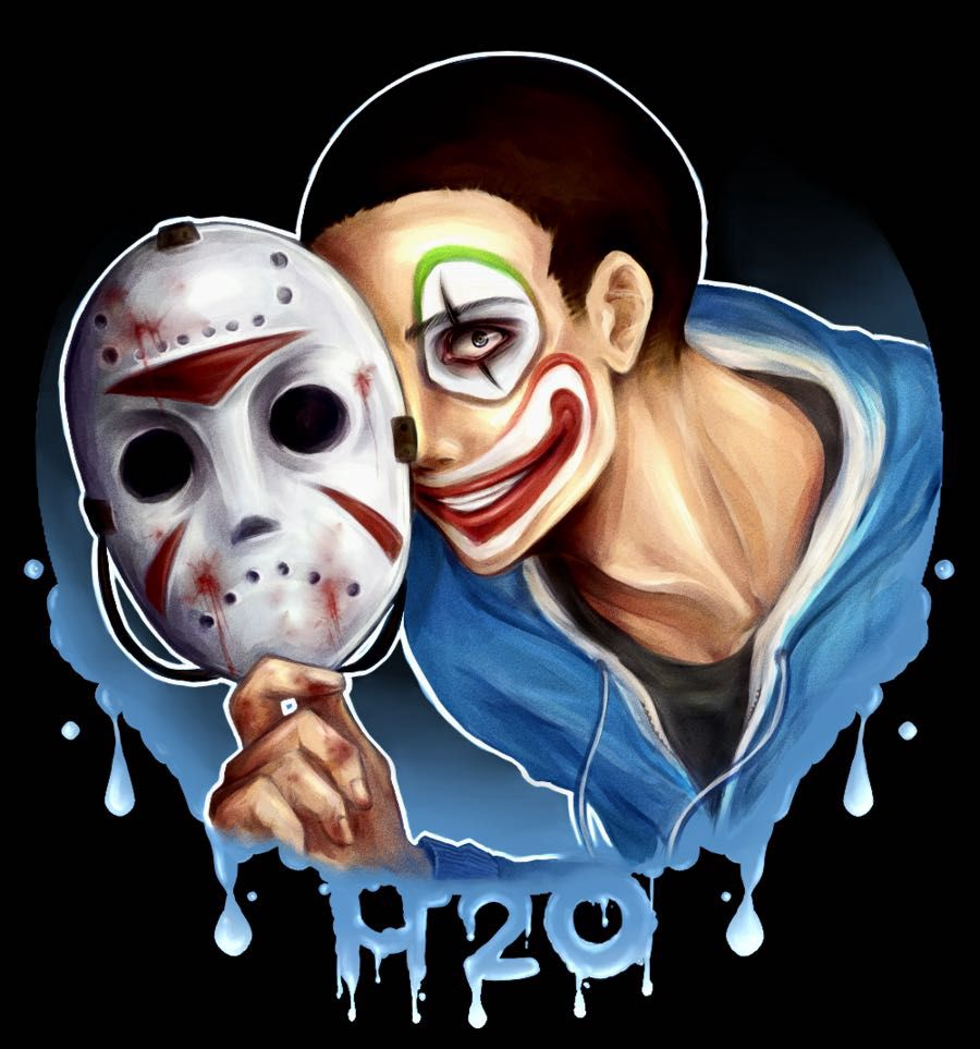 I am no one! - H20 Delirious face reveal! - Wattpad