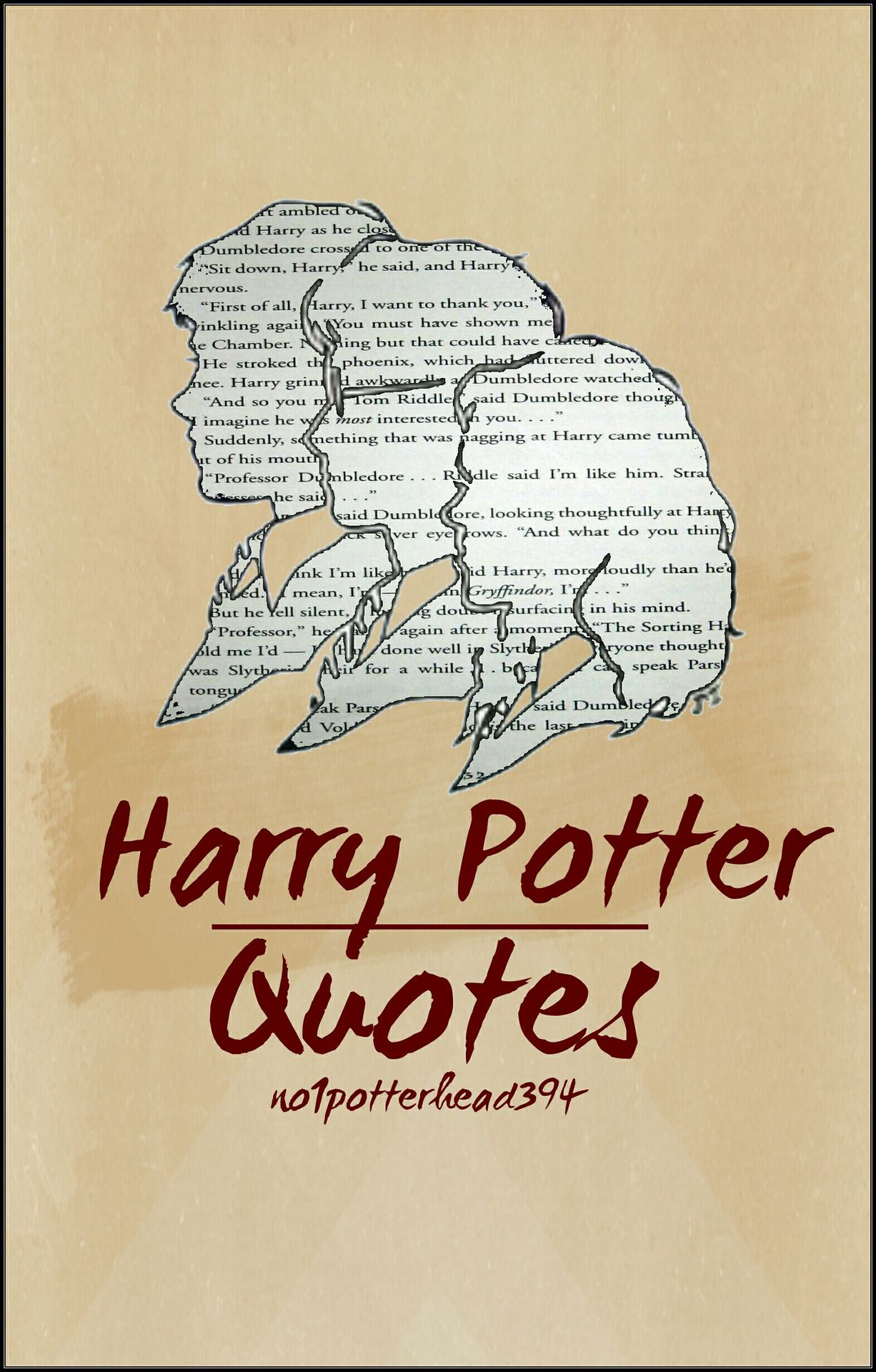 Cover Shop Reopened Harry Potter Quotes 2 Wattpad