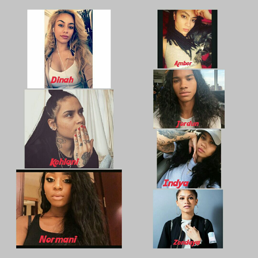normani and dinah dating