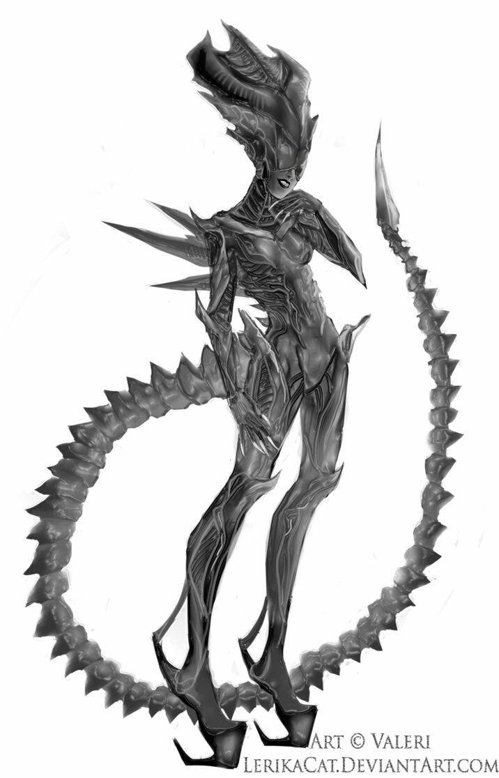 Alien Impregnation Birth Deviantart