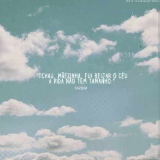 Frases Poesias Tumblr Status Céu Wattpad