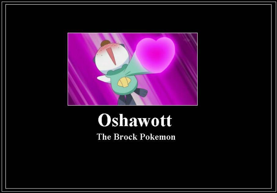 14657e0884a1c6a7771553518643 pokémon memes oshawott meme 1 wattpad
