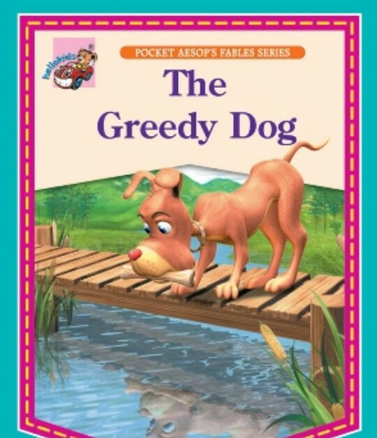 THE GREEDY DOG - Wattpad