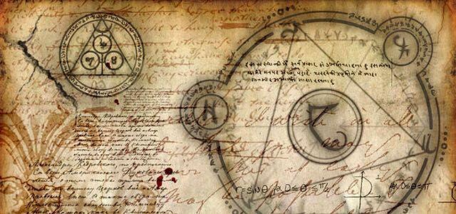 Witches' Grimoire - General Correspondences: Essential Oils