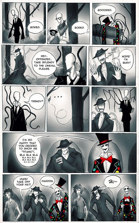 Creepypasta lemons discontinued - Offendermanx slenderman x reader - Wattpad