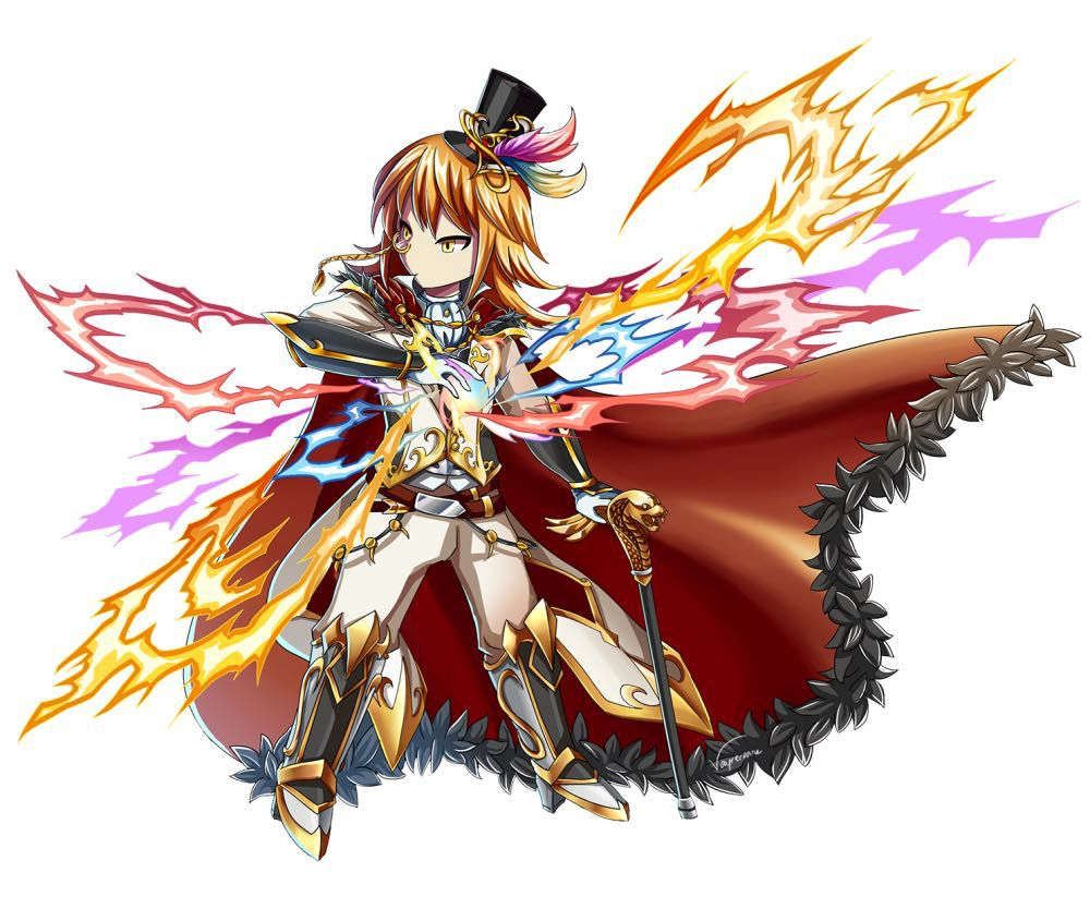 The First 9 Star of Brave Frontier  (Discontinued) - A Omni?!? - Wattpad