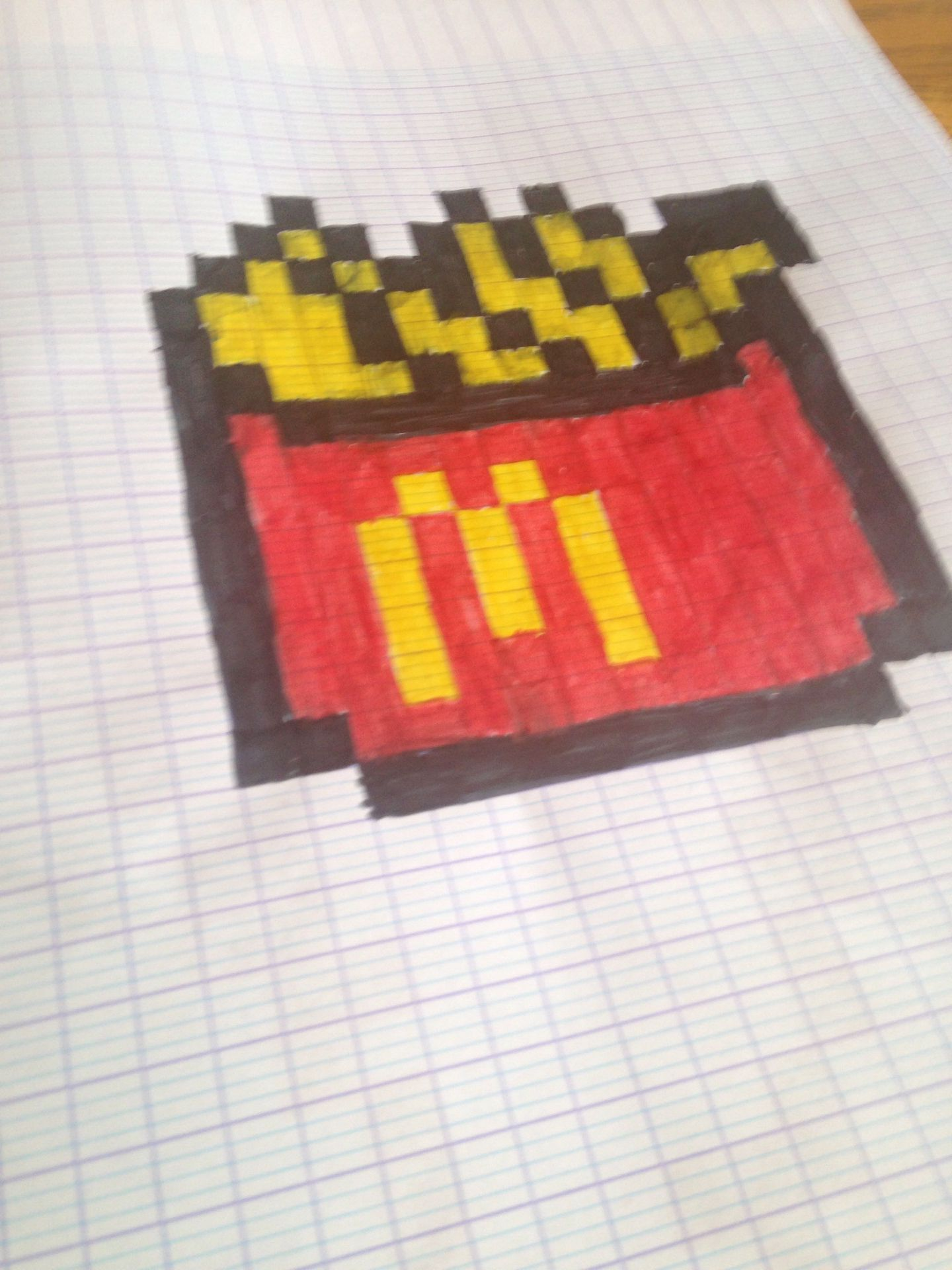 Mais Dessins En Pixel Art 5eme Dessins Wattpad