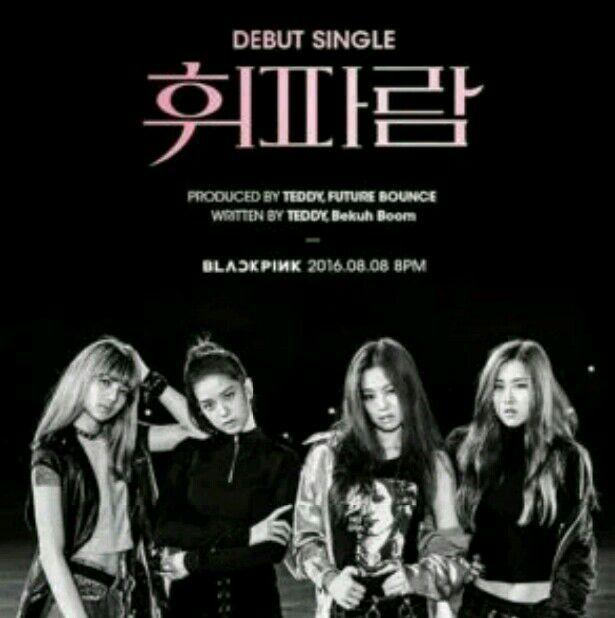 Lirik Lagu Korea Part 1 - Black Pink - Whistle - Wattpad
