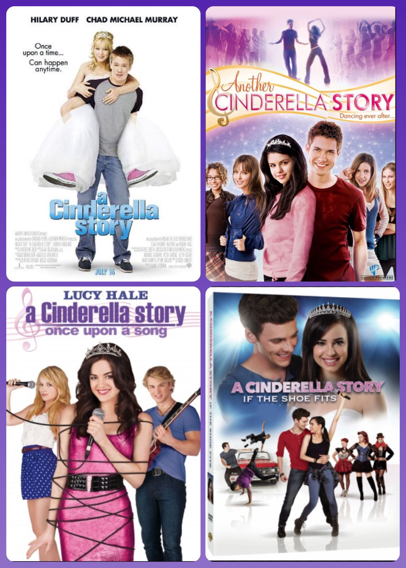 A Cinderella Story If The Shoe Fits Rotten Tomatoes