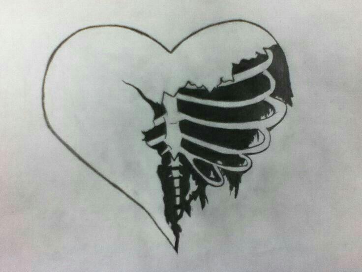 Meus Desenhos Tumblr Desenhos Tumblr Coração Wattpad