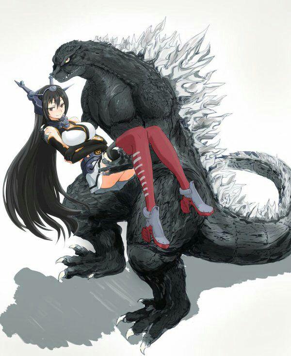 Radioactive love! Godzilla X Reader - you like me?! - Wattpad