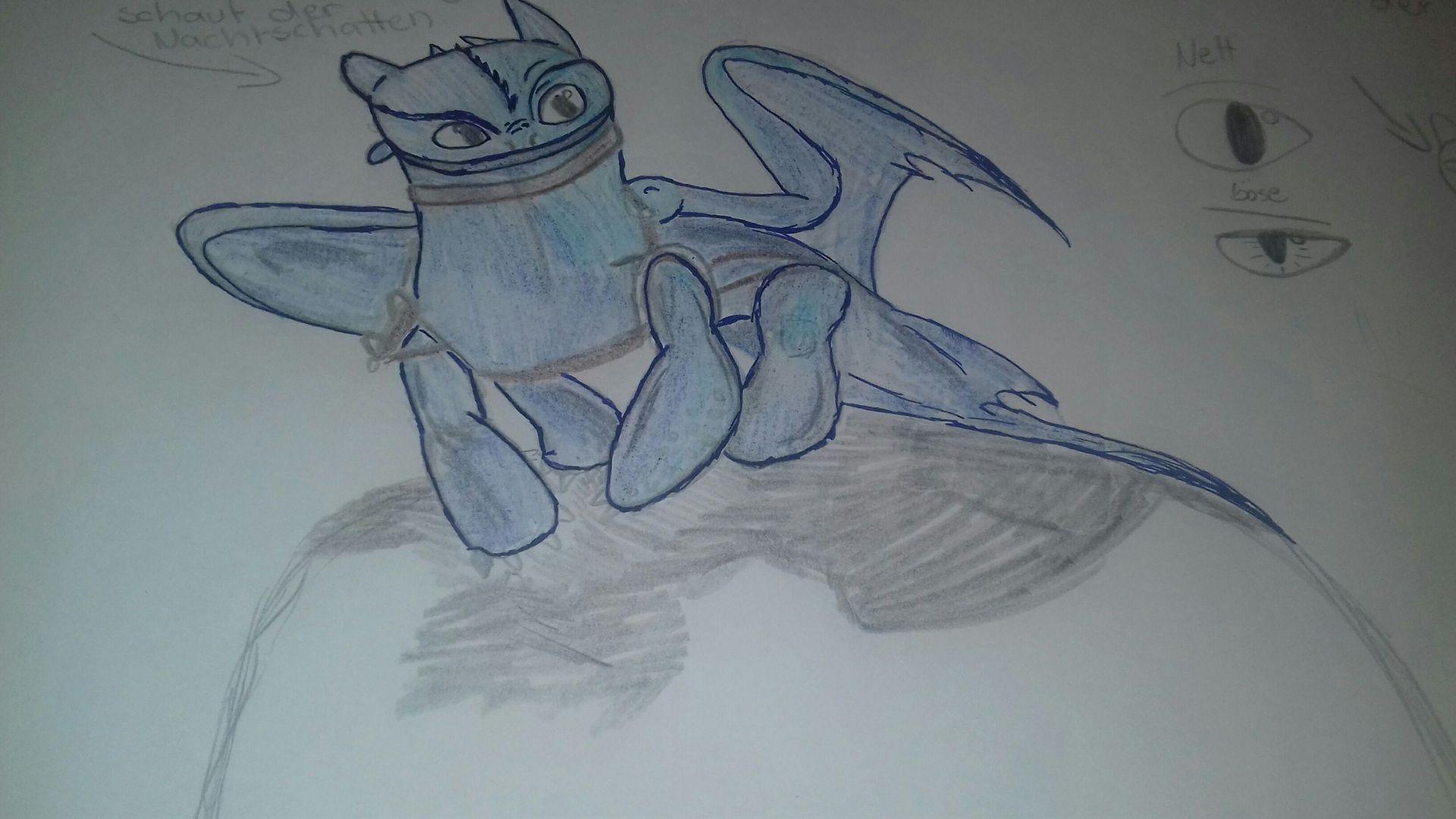 drachen zeichnen leicht gemacht