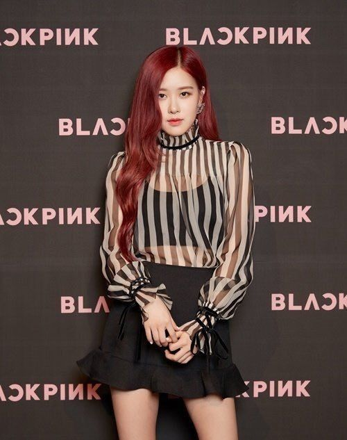 Spazzing BLACKPINK ¦ COMPLETED - Facts About Rosé - Wattpad