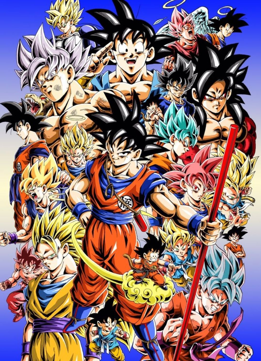 RP Dragon Ball Z V 2 - Autorisation - Wattpad