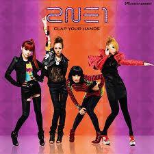 2NE1 lyrics [ English and Romanization ] - Clap Your Hands