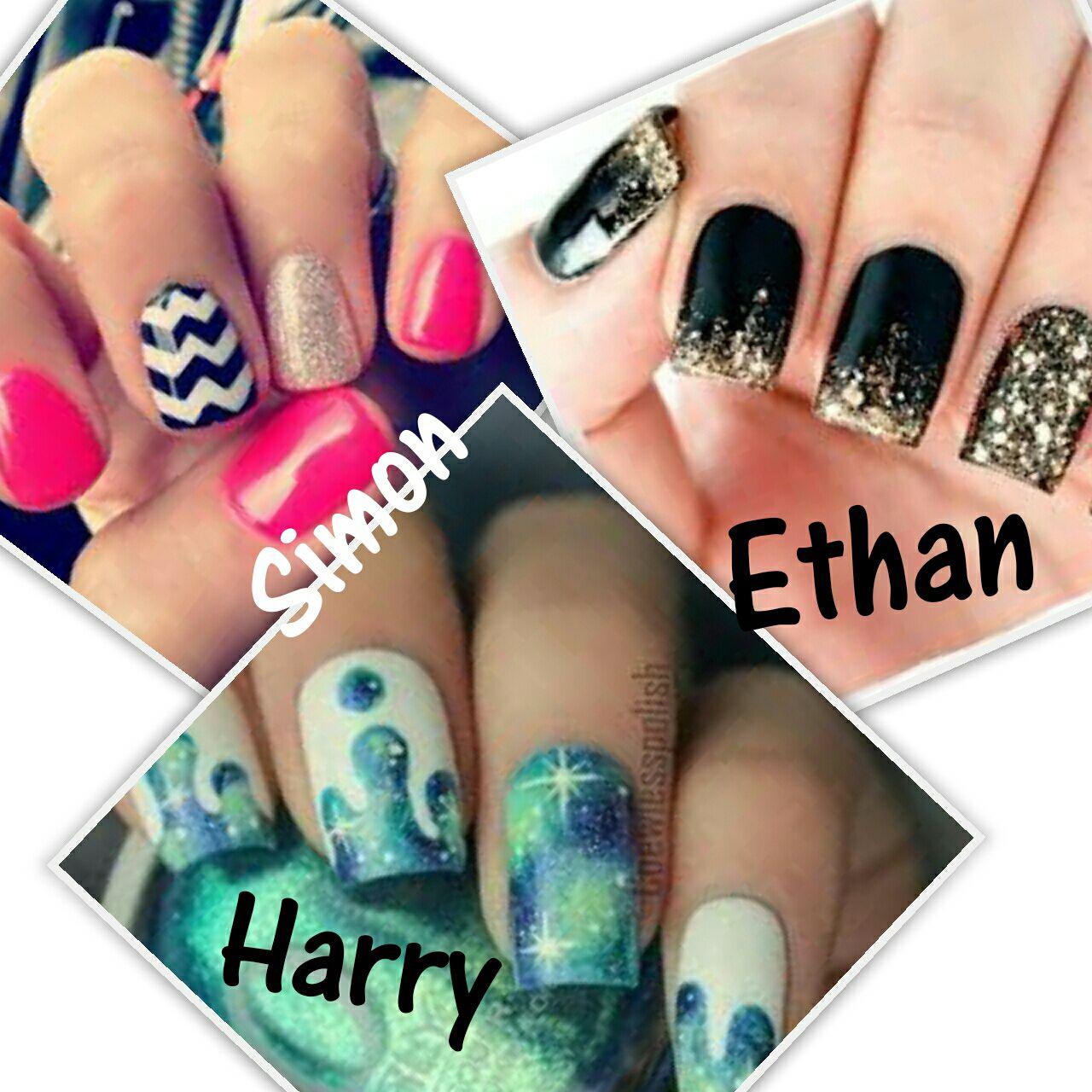 Sidemen Preferences - Your nails part 2 - Wattpad