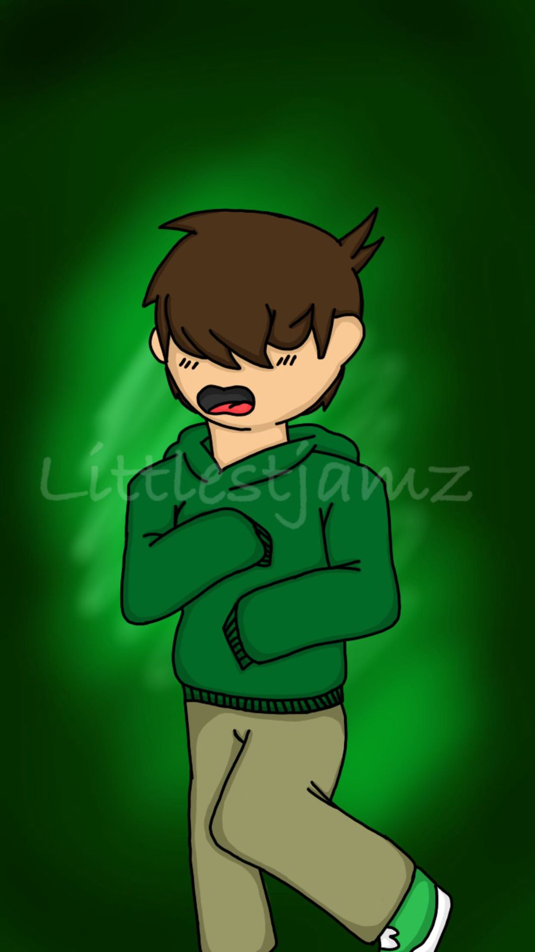Eddsworld x Reader One Shots - Highschool!Edd x Reader: Weak - Wattpad
