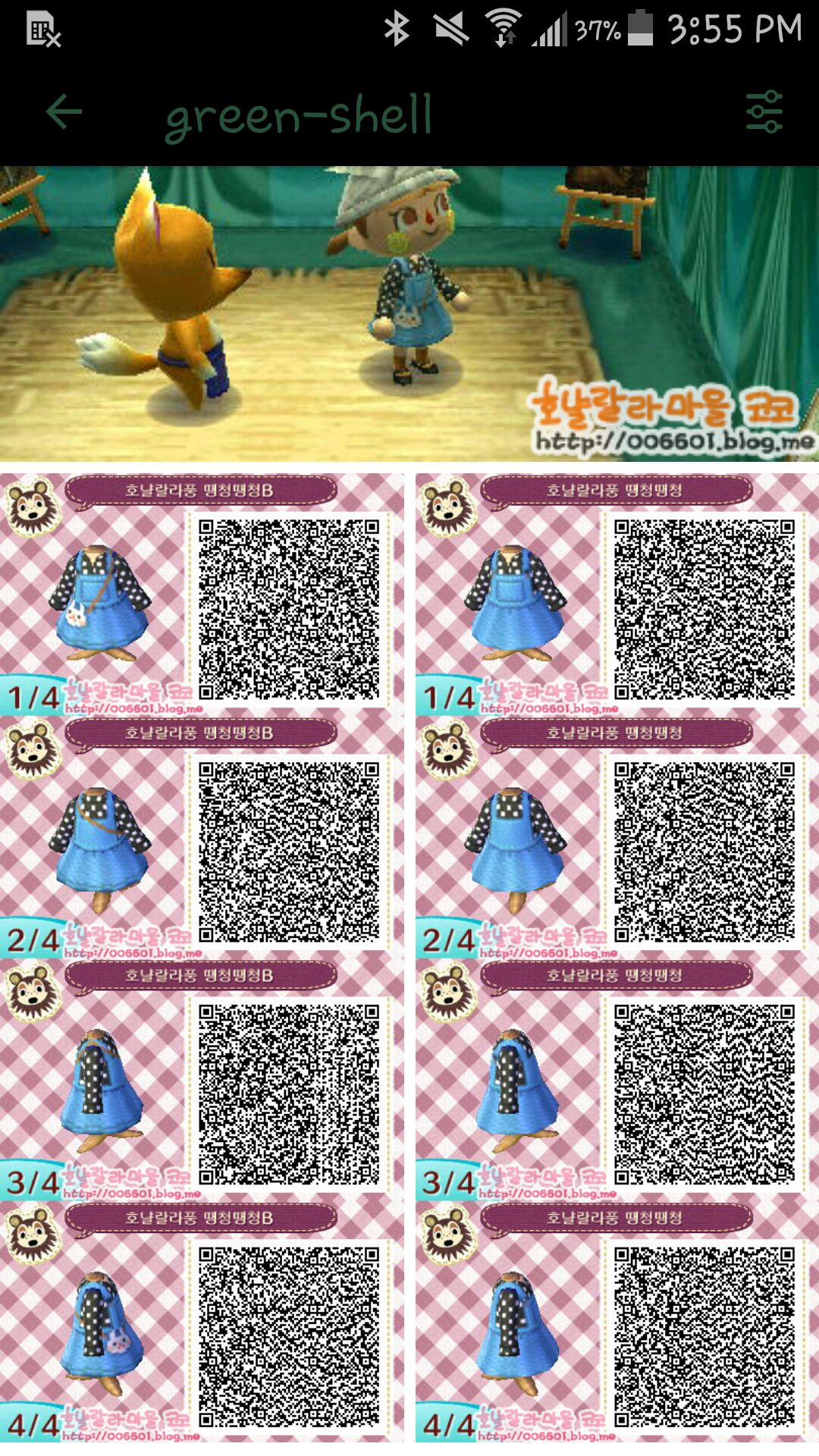 Animal Crossing New Leaf Acnl T Acnl Paths And Qr Codes