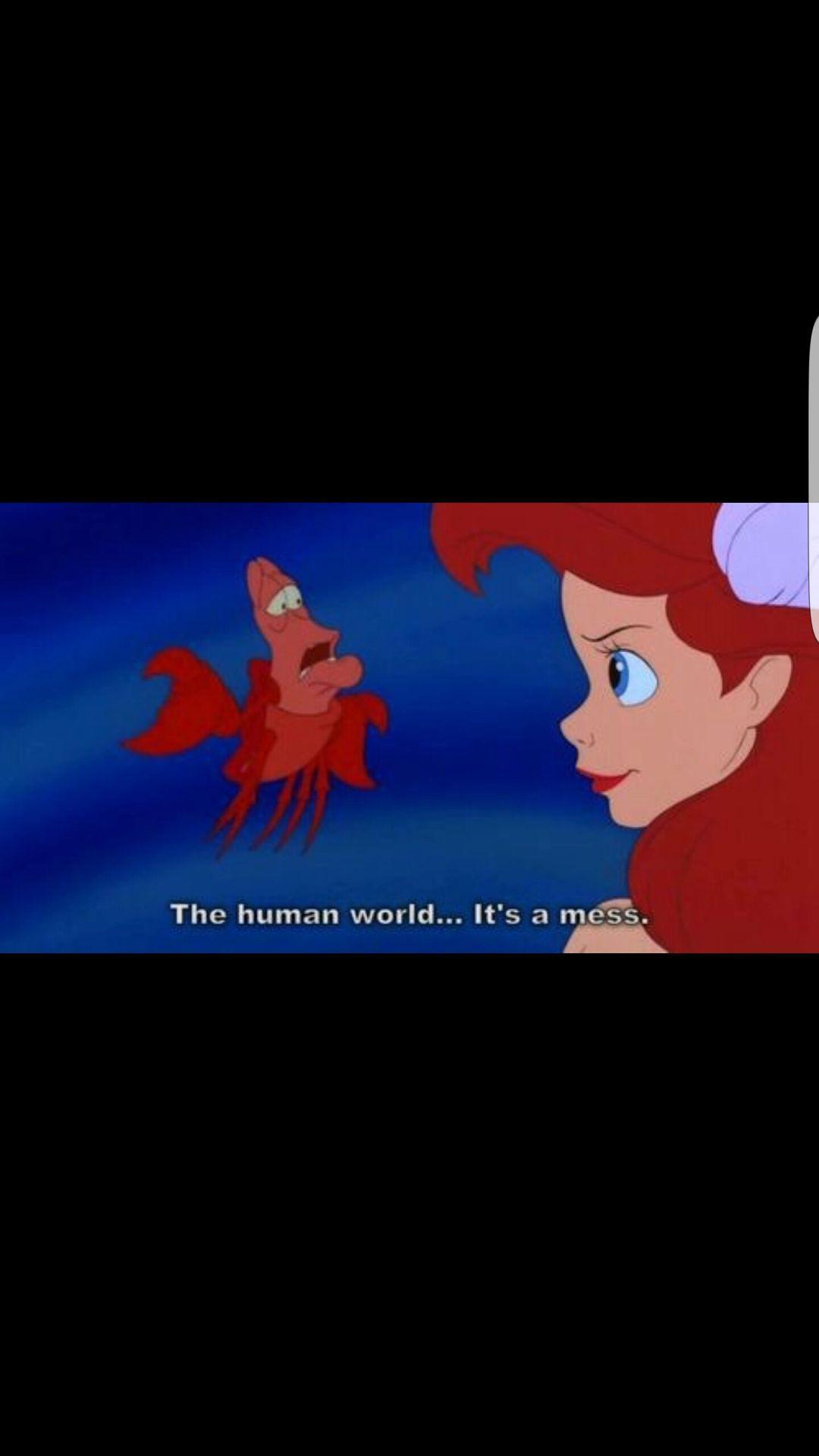 Disney Quotes The Little Mermaid Wattpad