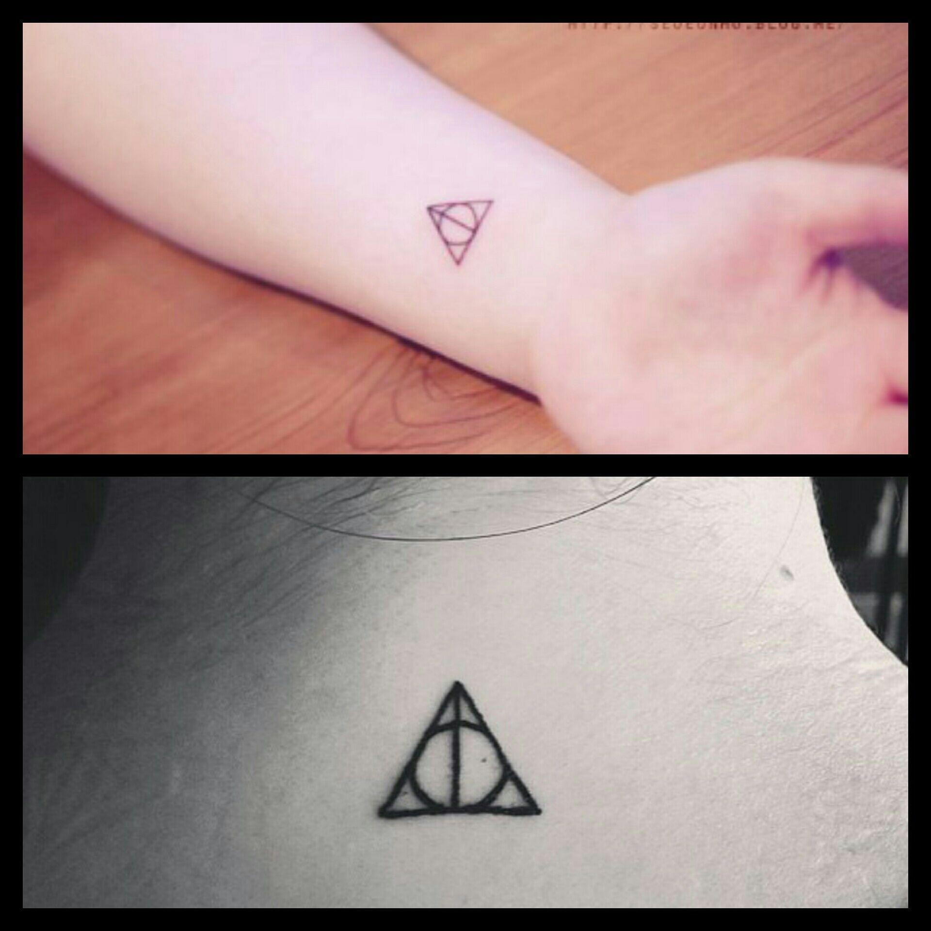 Significations De Tatouages Symboles Les Reliques De La Mort