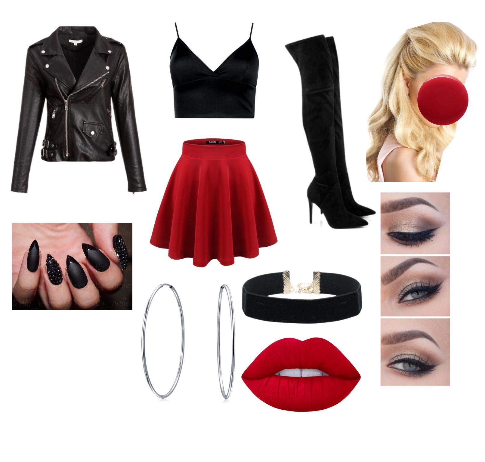 Cry Baby Allison Outfits