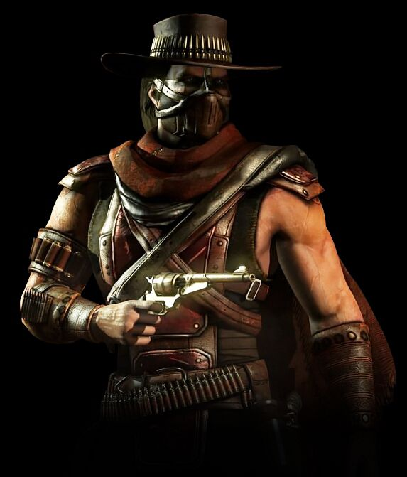 Mortal Kombat X Reader OneShots - Erron Black X Wanted