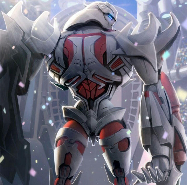 Transformers × Reader Inserts - Megatron x Autobot!Cybertronian