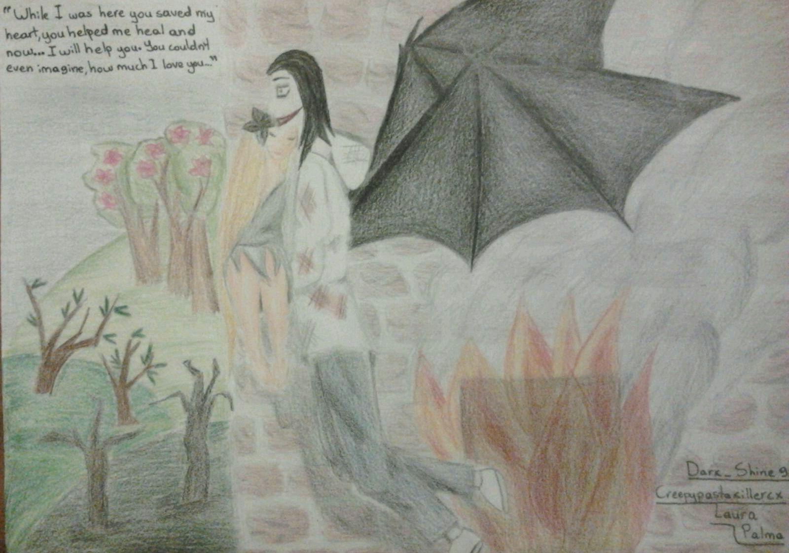 Yandere Creepypastas X Reader – Desenhos Para Colorir
