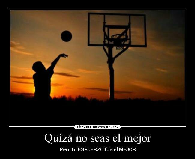 Imagenes De Basquet Con Frases De Amor: Motivacion Para Basquetbolistas