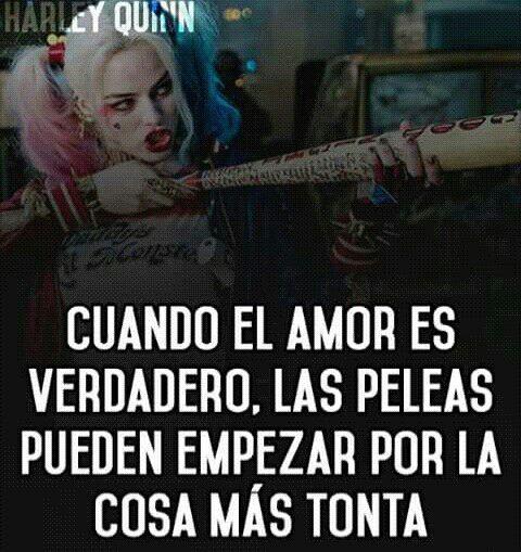 Frases De Harley Quinn Cuando El Amor Wattpad