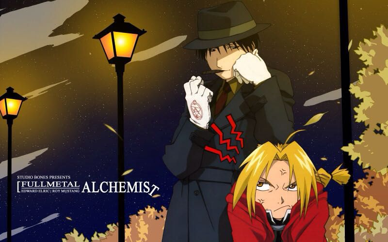FMA AND OURAN CROSSOVER -Discontinued - Chapter one ...