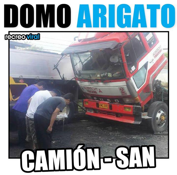 Resultado de imagen para Camion-san