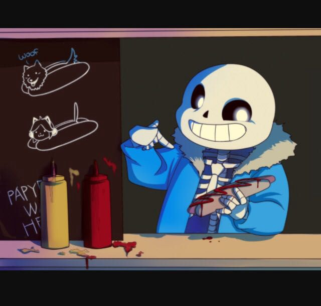 Undertale One Shots! - Sans x tsundere! Reader - Wattpad